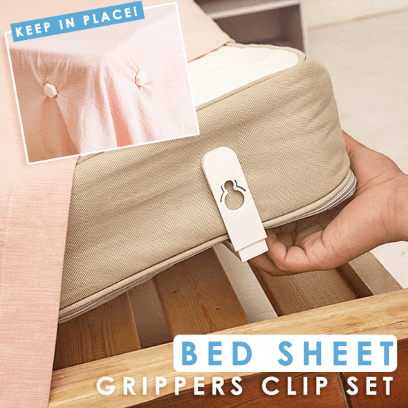 Quilt Sheet Holder Clips
