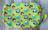 WildLilly's Project Bags - Large Zipper