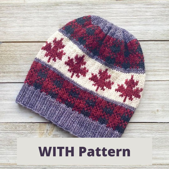 'My Canada' Hat Kit --Pre-Order on now!