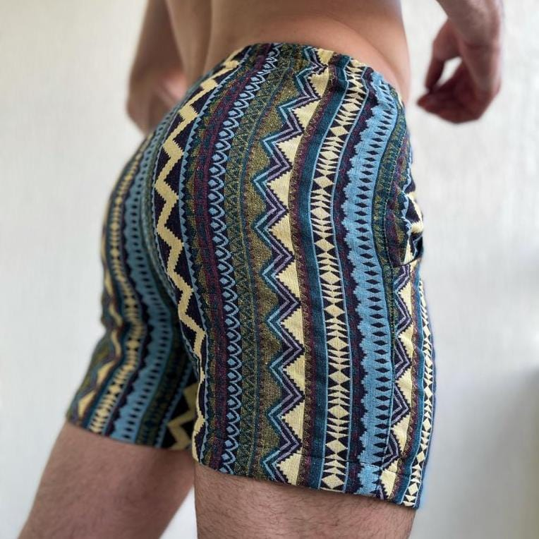 Mystic Jungle Yipun Short