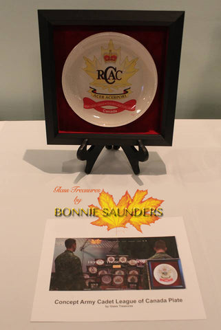 Special display during the Army Cadet League of Canada AGM