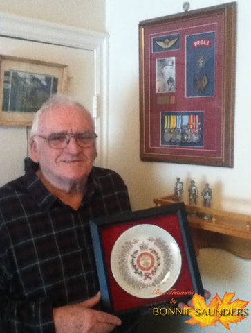 PPCLI Battle Honours Rick Morse