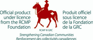 Mounted Police Foundation Officially Licensed Product
