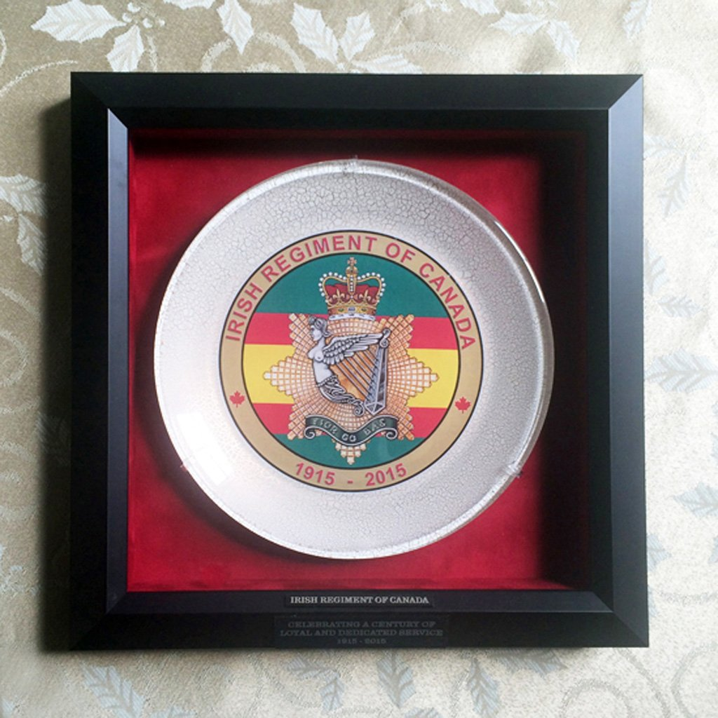 Irish Regiment of Canada 100th Anniversary