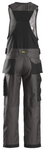 "Craftsmen DuraTwill One-piece Suit - Fits Height of 6'2""-6'4"" - Mute Black (SPECIAL ORDER)"
