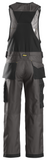 "Craftsmen DuraTwill One-piece Suit - Fits Height of 5'8""- 6'0"" - Mute Black"