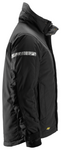 Snickers Workwear AllroundWork, 37.5® Insulated Jacket- Black