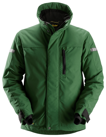 Snickers Workwear AllroundWork, 37.5® Insulated Jacket- Green