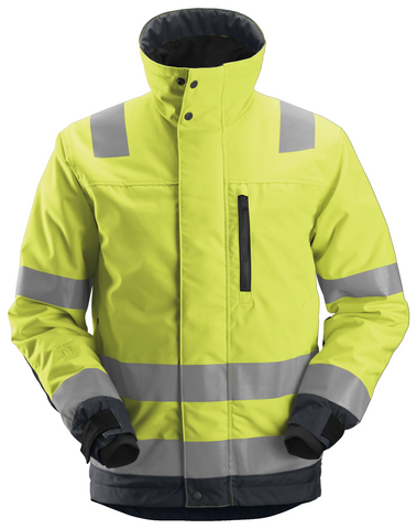 Snickers Workwear AllroundWork High-Vis 37.5® Insulated Jacket CL3 (SPECIAL ORDER)