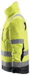 Snickers Workwear Allround Work High-Vis 37.5® Insulated Jacket CL3