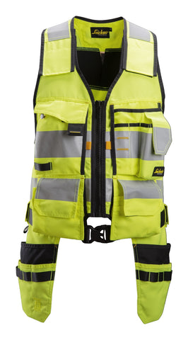 Snickers Workwear High-Vis Tool Vest CL1