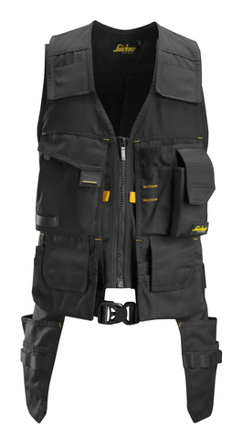 Snickers Tool vest- Black