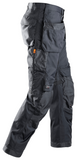 "Snickers Workwear AllroundWork + Holster Pockets - 30"" Inseam -Grey (SPECIAL ORDER)"