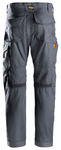 "Snickers Workwear Allroundwork Pant - 35"" Inseam - Steel Grey"