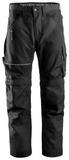 "Snickers Workwear RuffWork Pant - 32"" Inseam - Black/Black"