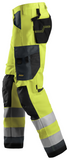"Snickers Workwear AllroundWork Class 2 Pant - 30"" Inseam - High Vis Yellow (SPECIAL ORDER)"