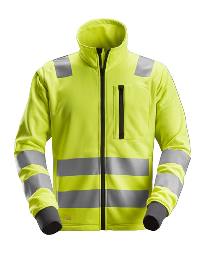 AllroundWork, High-Vis FZ Jacket CL2/CL3