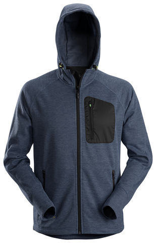Snickers Workwear  Flexi Fleece Hoodie
