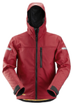Snickers Workwear AllroundWork Softshell Jacket- Red