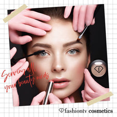 סדנת איפור FASHION TV COSMETICS
