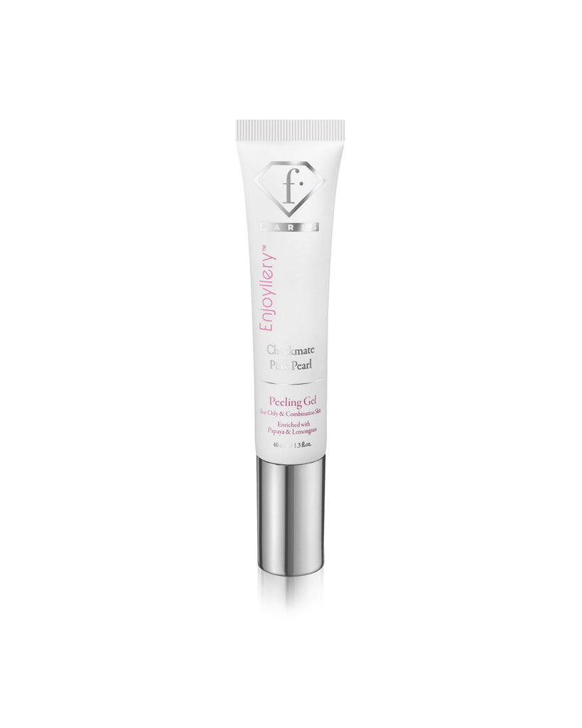 Checkmate Pink Pearl פילינג ג'ל - Fashion TV Cosmetics Israel