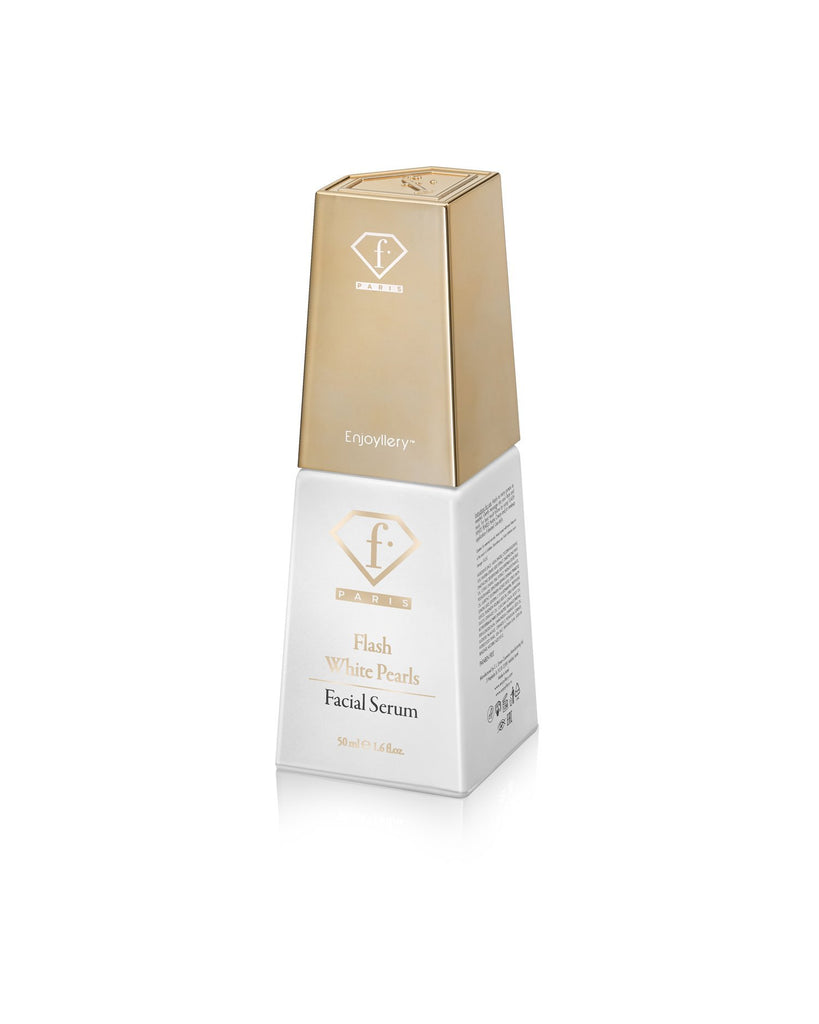 Flash White Pearls Facial Serum סרום - Fashion TV Cosmetics Israel