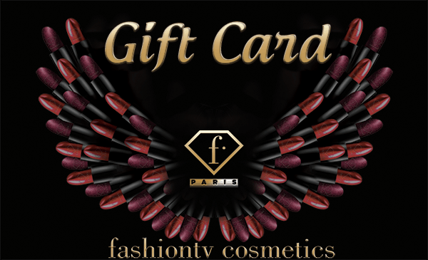 כרטיס מתנה FTV-COSMETICS - Fashion TV Cosmetics Israel