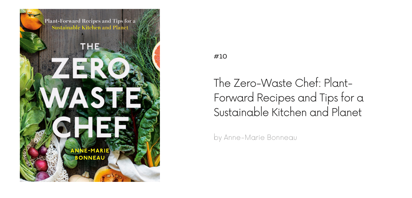 best books about living sustainably 2021