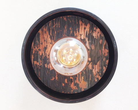 Grain Ripple Sconce