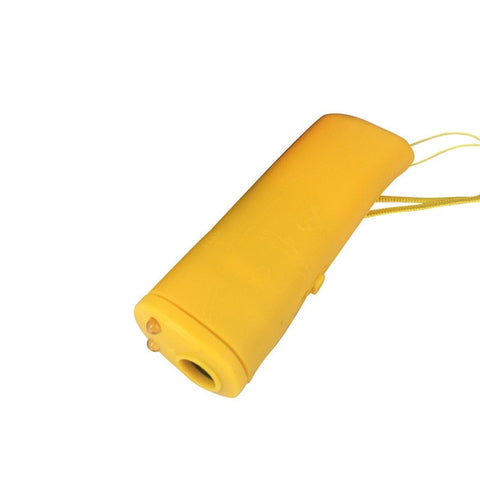 Yellow-Anti Barking Stop Training Device