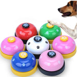 Pet Toy Called Dinner Bell Footprint Ring