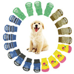 Puppy Dogs Anti Slip Skid Bottom Socks