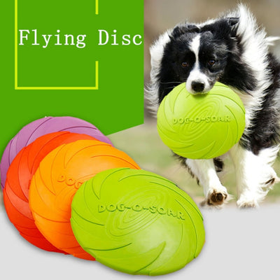 Pet Chew Toys Resistance Bite Soft Rubber