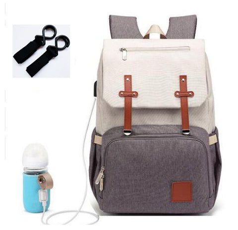 Eva USB Backpack Bag