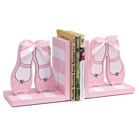 Ballerina Bookends