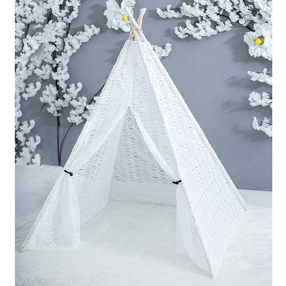 Full Lace Princess Fairy Teepee