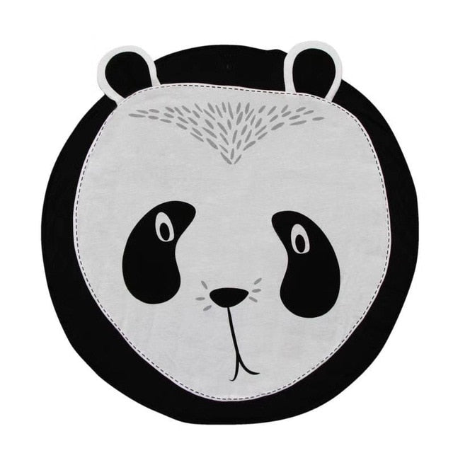 Wild Animal Baby Play Mat