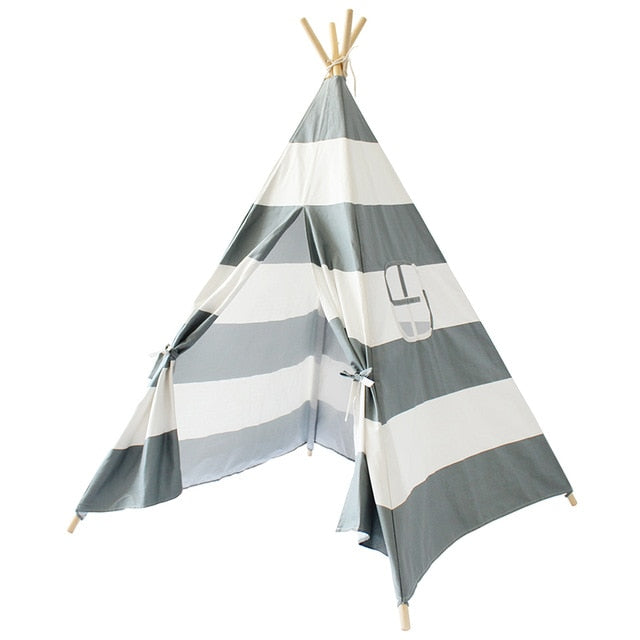 Adventure Time Kids Teepee - Stripy fun