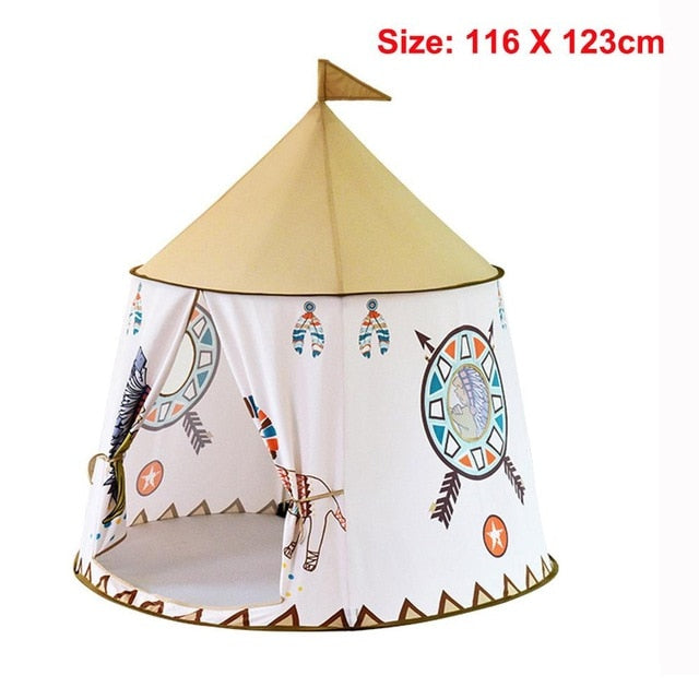 Kids Portable Play Tent
