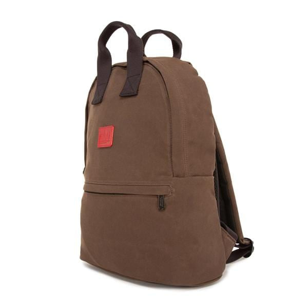 Waxed Nylon Governors Backpack