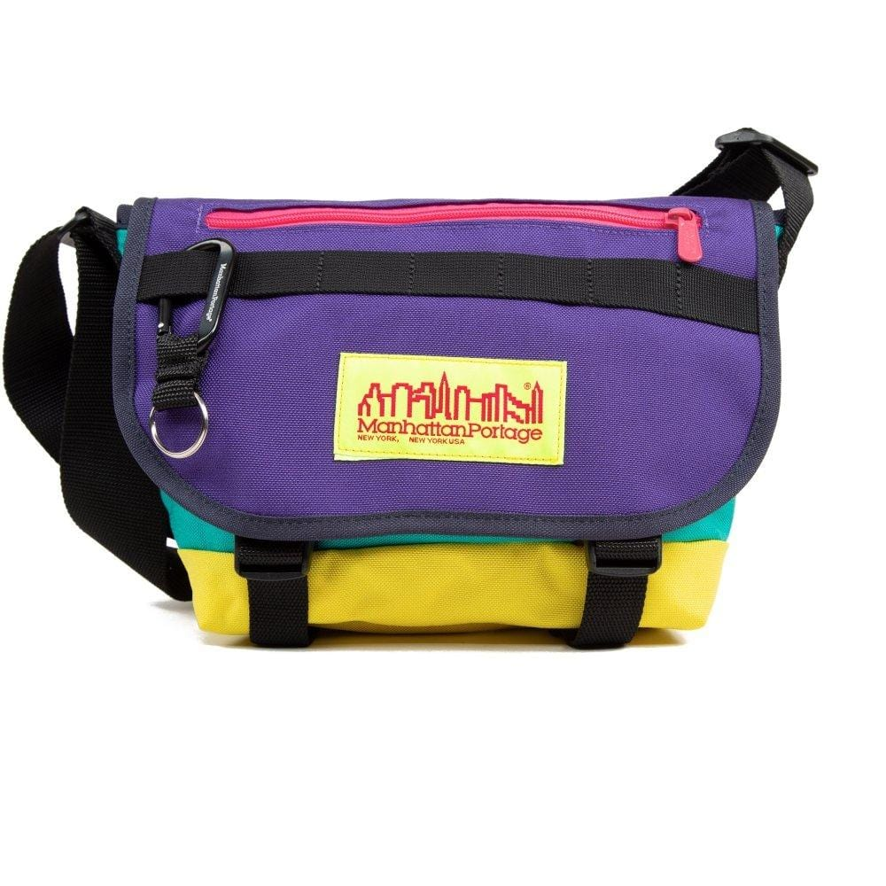 Coney Island  Nylon Messenger Bag JR