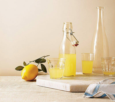 OUR LIMONCELLO RECIPE