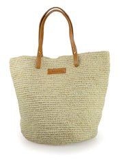 STRAW BAG NATURAL