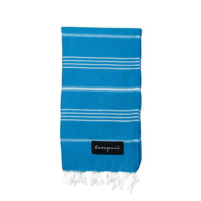 IVY Blue Beach Towel