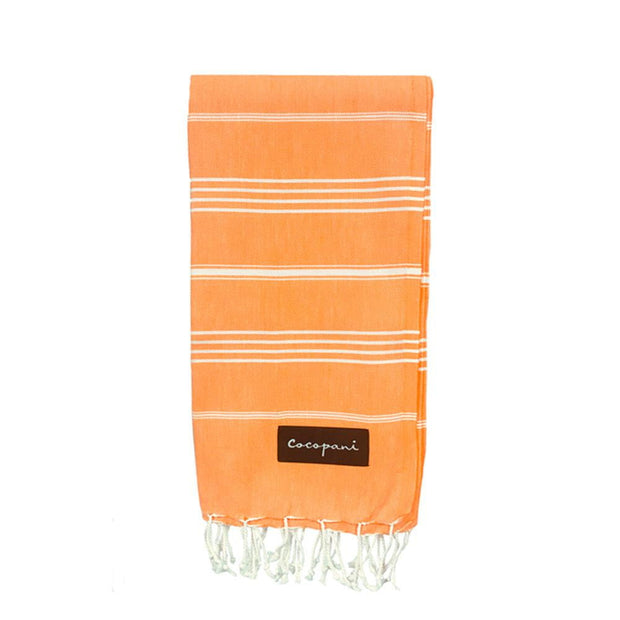 LUISA Orange Beach Towel