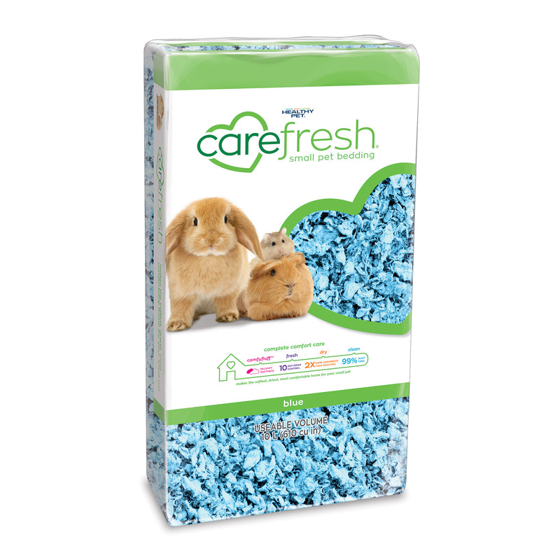 Carefresh Complete Blue Small Pet Bedding 10L
