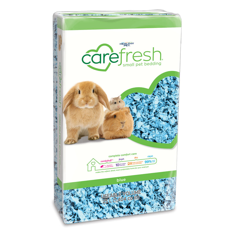 Carefresh Complete Blue Small Pet Bedding 23L