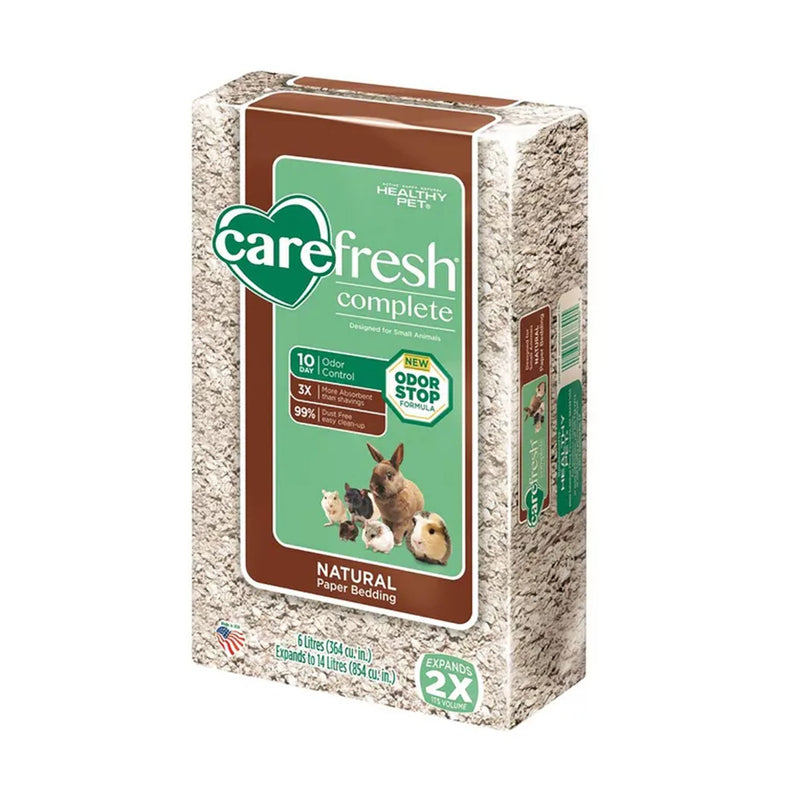 Carefresh Natural Small Animal Bedding 14L