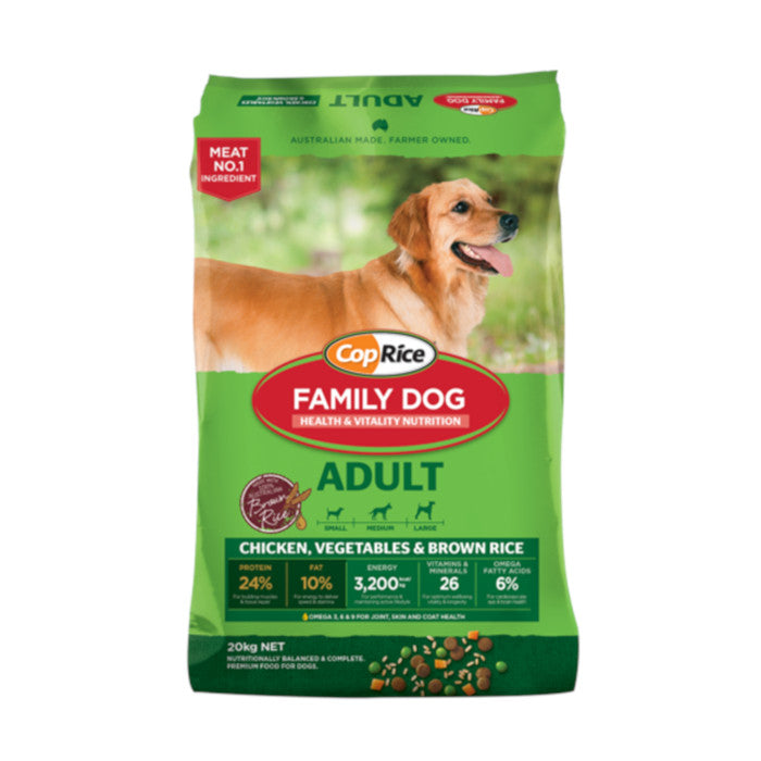 CopRice Family Dog Adult - Chicken