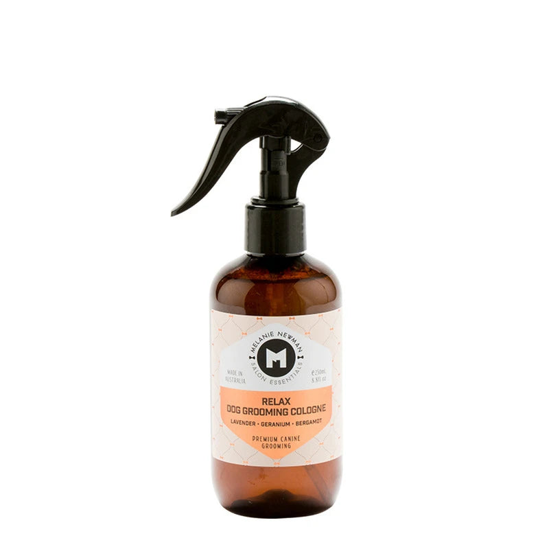 Melanie Newman Relax Dog Grooming Cologne - 250ml